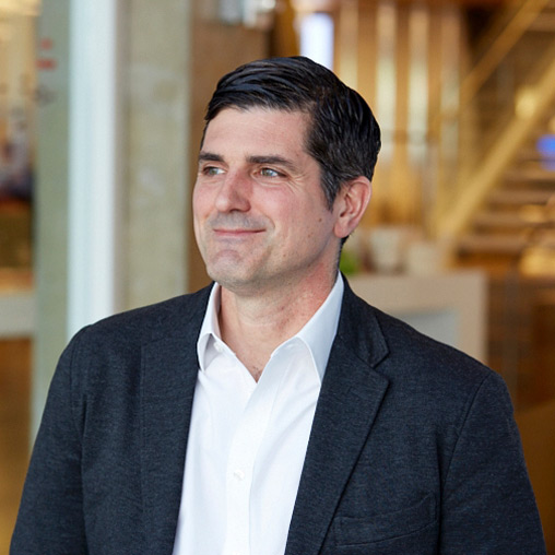 A photo of David Zaidain