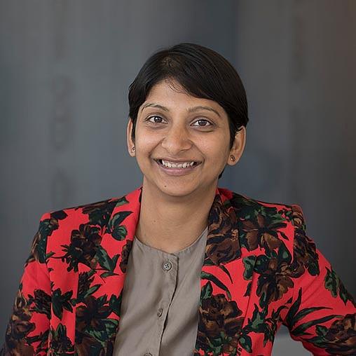 A photo of Amrita Kulkarni