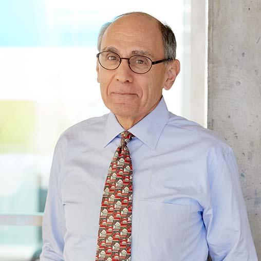 A photo of Robert A. Peck