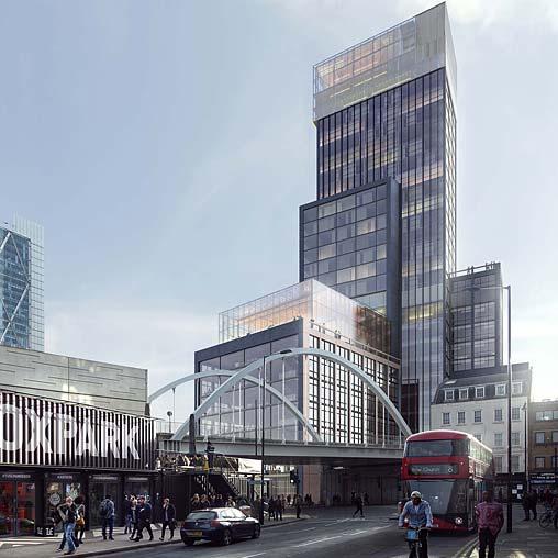 london offices gensler