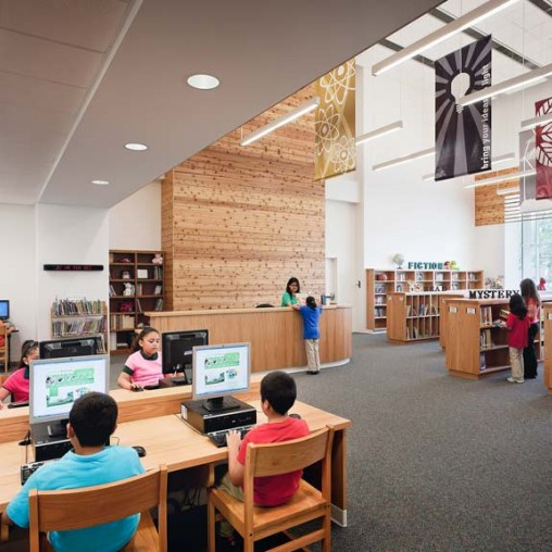 New Line Learning Academy Prototype Plaza