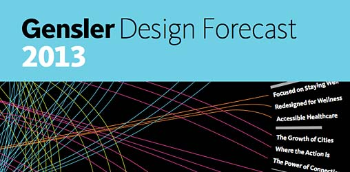 Gensler Design Forecast 2013