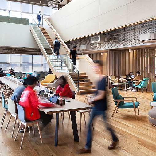 Why Curated Workflow Is Essential to the New Hybrid Workplace   Dialogue Blog   Research & Insight   Gensler